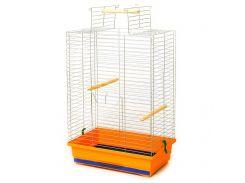 Клетка  для попугая Нимфа (470х300х660)