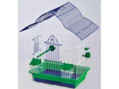Клетка для попугая Мальва 330х230х450