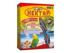 Корм для попугаев Нектар протэин