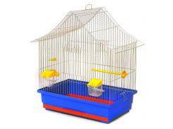 Клетка для папугая  Алиса (470х300х540) цинк