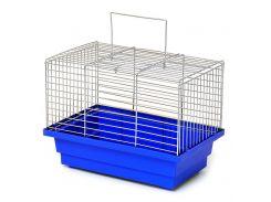 Клетка для попугая  Пташка (280х180х210) цинк