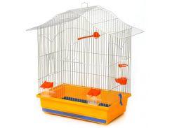 Клетка для попугая Лори (470х300х620) цинк