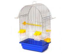 Клетка для попугая Рэтро  (280х180х450),цинк
