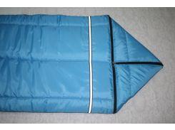 Спальный мешок одеяло с подушкой Турист 93*224