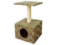 Домик  драпак для кошек Том