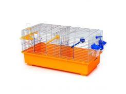Клетка для птиц Дуэт мини (560х 300 х 290)