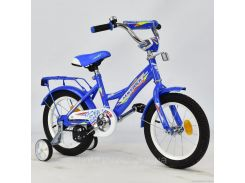 """Велосипед 2-х колёсный R 1402 """"MAVERICK"""" (1) без ручного тормоза, доп. колеса, СОБРАННЫЙ НА 75% в коробке"""
