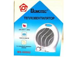 Тепловентилятор Domotec 5902