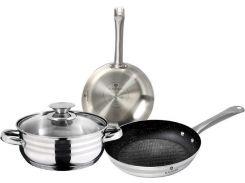 Набор посуды из нержавеющей стали Blaumann Gourmet Line BL 3179 (4 пр.)