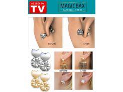 Застежки для сережек MagicBax Earring Lifters