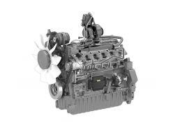 Ремонт двигателя claas
