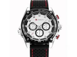 Часы наручные мужские CURREN luxury white