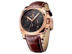 Часы наручные мужские MEGIR ML3006 с датой mod117