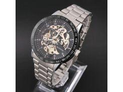 Часы наручные  мужские WINNER  Skeleton mod085