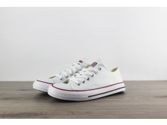 Converse Chuck Taylor All Star White Low Top