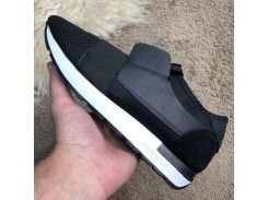 Balenciaga Race Runner Black/White