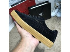 Puma Creeper by Rihanna Suede Black