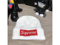 Supreme Winter Hat Tuft White