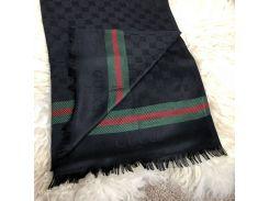 Scarves Gucci GG Supreme Web Black