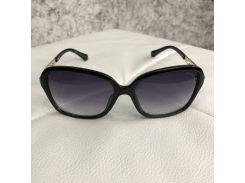 Prada Sunglasses Tapestry Eyewear 1319 Black