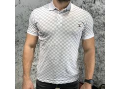 Louis Vuitton Polo Twill Damier Azure