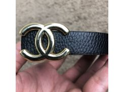 Chanel Belt Doble C Yellow
