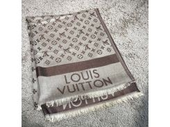 Scarves Louis Vuitton Monogram Brown