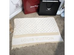 Scarves Louis Vuitton Monogram Milky