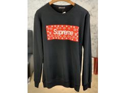 Sweatshirt Supreme Logo Black