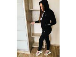 Спортивный костюм женский Under BLACK