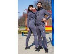 Спортивные костюмы для пар UA gray