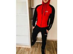 Спортивный костюм Under RED/BLACK