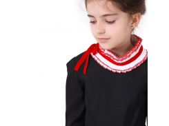 Манишка Timbo Gabriel р.32(7-8 лет) Белый (M032702)