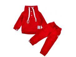 Спортивный костюм Timbo Andrea р.110 см Красный (S32382)