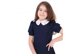 Манишка Timbo Nancy р.32 (7-8 лет) Белый (M033976)