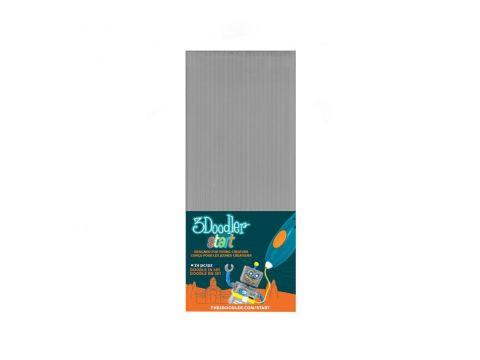 Набор серых стержней для 3D-ручки 3Doodler Start, 3Doodler Вишнёвое