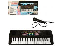 Синтезатор HY-8837  микрофон
