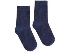 Носки детские однотонные, Duna, синий, 20-22 (31-34)