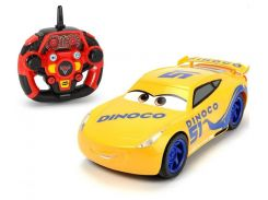Cars 3 Круз Рамирез на радиоуправлении, 3 канала, 1:16, Dickie Toys