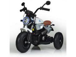 Мотоцикл игрушечный M 3687AL-1  2мотор18W, ББ