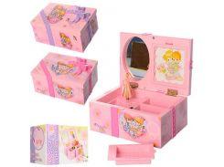Шкатулка 9209  заводная, Jewelry Box