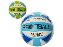 Мяч волейбольный EN 3255  офиц.разм, Profi