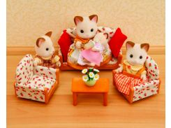 Мягкая мебель для гостиной, Sylvanian Families