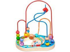 Лабиринт Морское путешествие, Мир деревянных игрушек