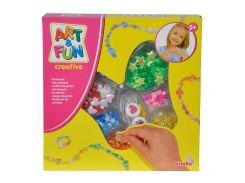 Набор-2 с перламутровыми бусинками, Art and Fun, Simba