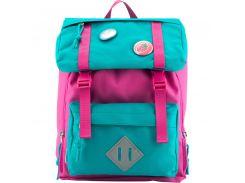 Рюкзак дошкольный 543 голубой с розовым (7л), Kite
