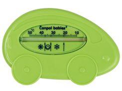 Термометр для воды Автомобиль (зелёный), Canpol babies
