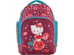 Рюкзак школьный 706 Hello Kitty (17л) синий, Kite