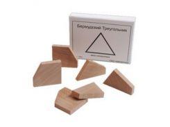 Бермудский Треугольник | Карманная головоломка ЗАМОРОЧКА
