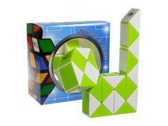 Змейка Рубика зеленая | Smart Cube GREEN